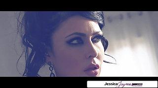 Jessica Jaymes fucking a big hard dick, glamour & hardcore