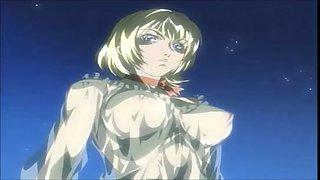 Hentai Lesbian Anal Creampie