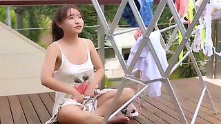 Asian young teen step sister girl she s the hot toy for me