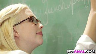 Lusty teacher Dana