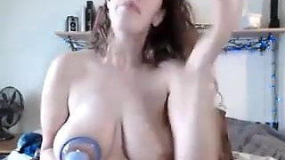 Breast pump orgasm