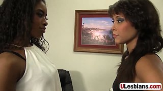 sexy black lesbians jamie and mia 69 each other video