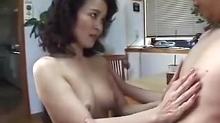 Japanese mother two Uncensored