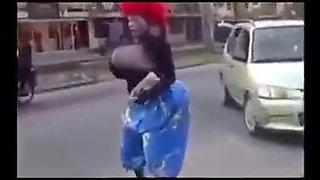 Africain Biig Ass