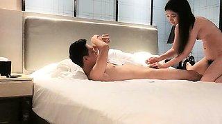 Banned hidden cam massage video