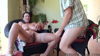 persia teaches step son about sex