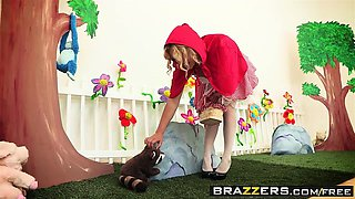 Brazzers - Big Wet Butts - Krissy Lynn and Br