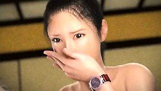 Nurarihyon The Stolen Soul Of The Young Bride - Hottest 3D
