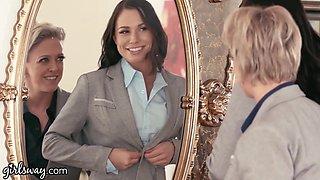 Aidra Fox - Gets Seduced By Her Boss