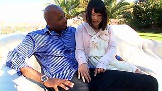 japanese cutie aoi tries her 1st bbc