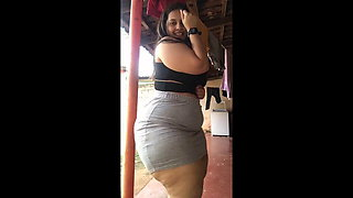 BJOESOUSA, BRAZILIAN BBW WITH A HUGE BOOTY part 4