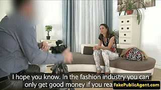 amateur euro babe doggystyled at sexaudition movie
