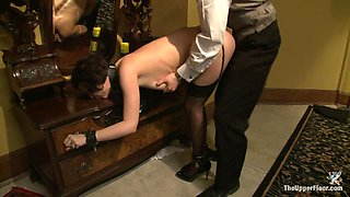 Cherry Torn in Service Session: Housekeeping 102 - TheUpperFloor