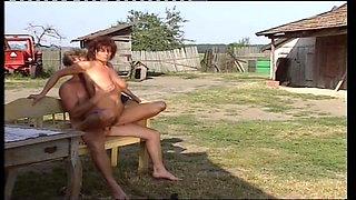 Italian Orgy Farm