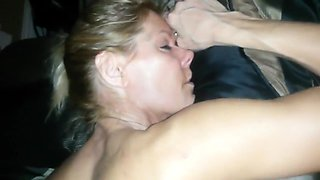 Anal sex with a drunk wife