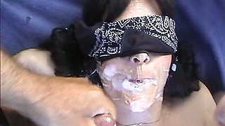 Wife fucked by many men at highway rest area