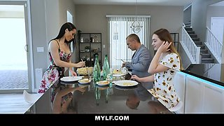 MYLF - Busty Russian Milf Gets Pounded
