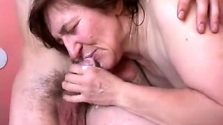 Exotic Amateur clip with Grannies, Hairy scenes