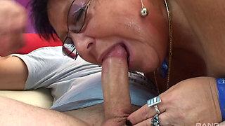 Czech Granny
