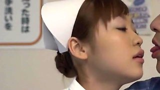 Crazy Japanese whore Harumi Asano, Airi Misora, Akari Satsuki in Fabulous Small Tits, POV JAV clip