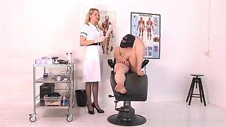 Nurse femdom