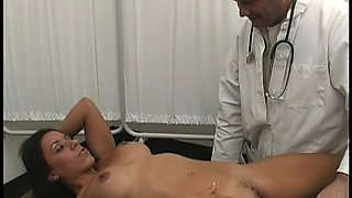 Horny fun loving Asian nympho Trixie Cas loves this fucking machine for sure