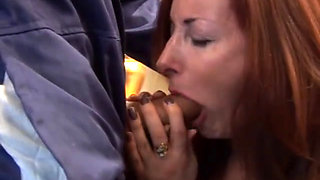 BOSS STACY FUCKS HER EMPLOYEE