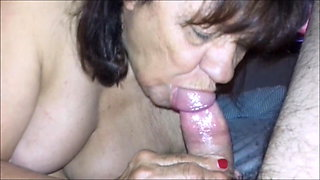84yo ROSA MARRONE FROM SALERNO, ITALY AND 51yo ROBY HAVE SEX