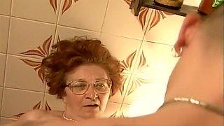 Hot Granny Susan Still Has Great Boobs