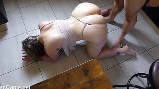 My Stepmom With Her Big Ass