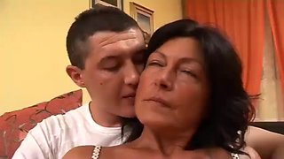 italian mom seduces son