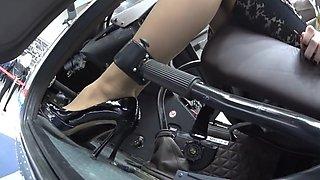 Beautiful girl sexy legs