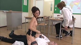 Julia Nanase in Working Women