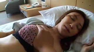 Amazing Japanese chick Riho Kobayashi in Crazy Dildos/Toys, Masturbation JAV movie