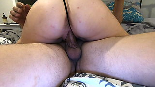 drunk wet wife rides good dick