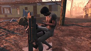 Fallout 4 katsu sex slave