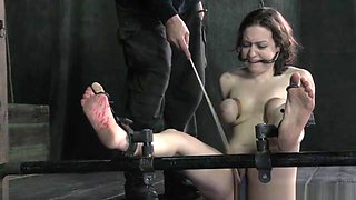 Busty Bdsm Sub Chained And Dominated