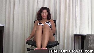 I will help you indulge your crossdressing fetish