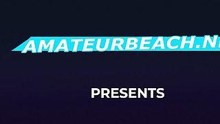 Nudist Beach MILFs - Voyeur Amateurs - Close-Up Pussy Video