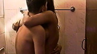 Fucking My Indian Girlfriend In Shower