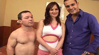Threesome @ Midget Fucking Mayhem - Lil Pimp Vs Mario