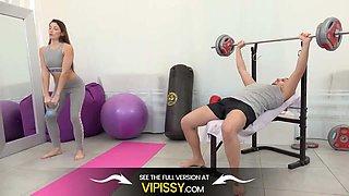 Vipissy - Naughty Gym Excercises