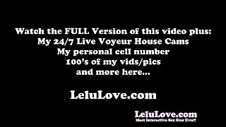 Lelu Love-Massage 69 BJ HJ Cumshot