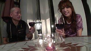 Amazing Japanese whore Aya Sakuraba in Hottest JAV uncensored MILFs clip