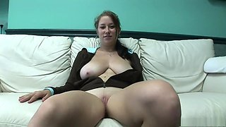 Fabulous pornstar in best striptease, big tits sex clip