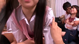 Asian School Days Feat Orgy 2nd