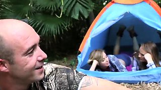 ally's daughter tied to bed and uncle dad ' first time