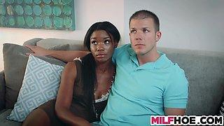 Black Moms Love Interracial Interaction