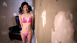 Hottest Japanese chick Hikari Okamoto in Amazing JAV censored Small Tits, College scene