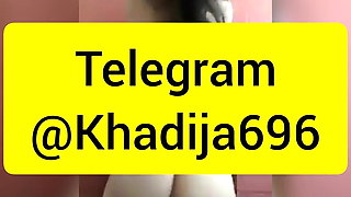 Ana khadija nmot 3la zob lmaghribi